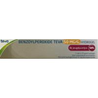 Benzoylperoxide Hydrogel 30 gram tegen acne